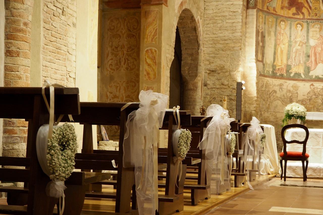 Matrimonio Country Chic Chiesa : Matrimonio shabby chic per giulia enrico rossabacca