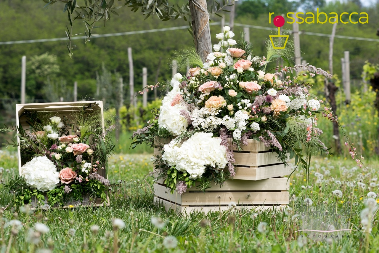 Matrimonio Country Chic Chiesa : Il matrimonio in stile country chic rossabacca